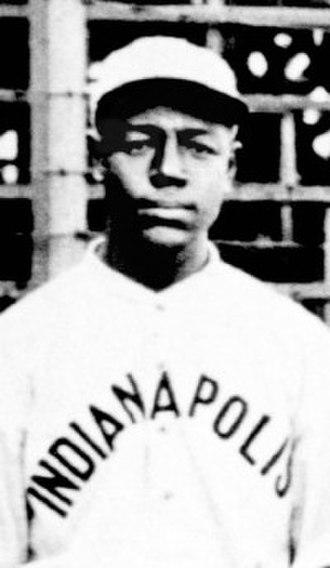 Ben Taylor (Negro leagues) - Image: Taylor Ben 1915