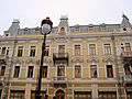 Tbilisi old facades.JPG