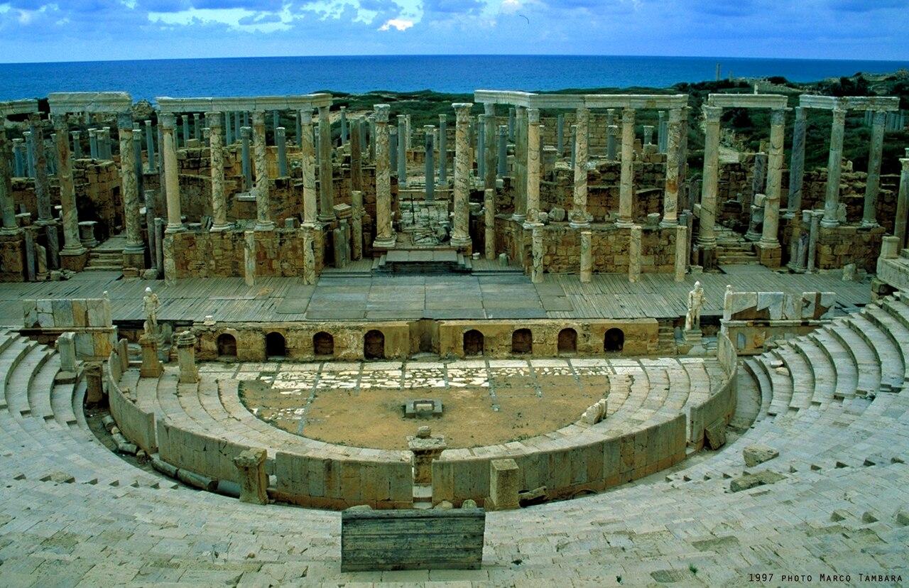 Teatro LeptisMagna 1997.jpg
