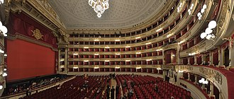 Opera - La Scala of Milan