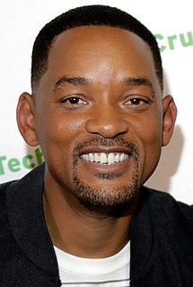 Will Smith American actor and rapper