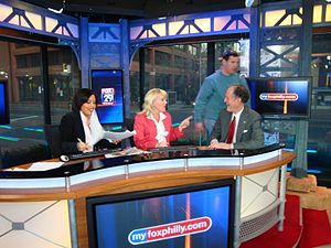 WTXF-TV - Senator Ted Kaufman (D-Delaware) appears on Good Day Philadelphia on February 2, 2009.