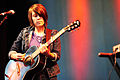 Tegan and Sara @ NIB Stadium (4 12 2010) (5253081608).jpg