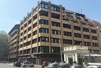 Telecom Italia - Image: Telecom Italia Sede Corso Italia
