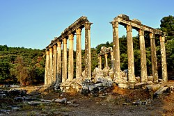 Temple of Zeus at Euromos-Turkey.jpg