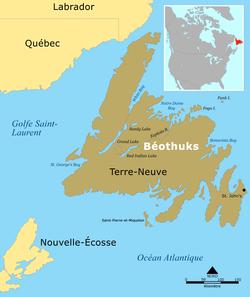 Beothuk - Wikipedia