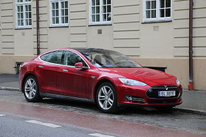 Tesla Model S in Trondheim.JPG