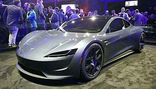 second sports car from Tesla, Inc. (scheduled for delivery during 2020)