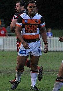 Tevita Tatola Australian rugby league footballer
