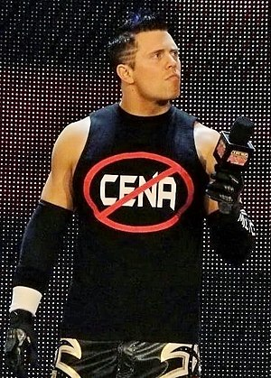 The Miz - After his split from Morrison, Miz's first singles feud was against John Cena