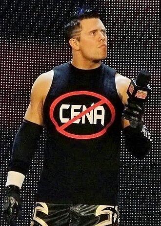 The Miz - After his split from Morrison, Miz's first singles feud was against John Cena