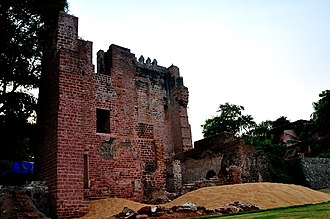 Fort Thomas, Tangasseri - Image: Thangassery Fort Kollam 2