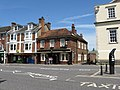 The 'Crown and Anchor', Winchester High Street - geograph.org.uk - 1338731.jpg