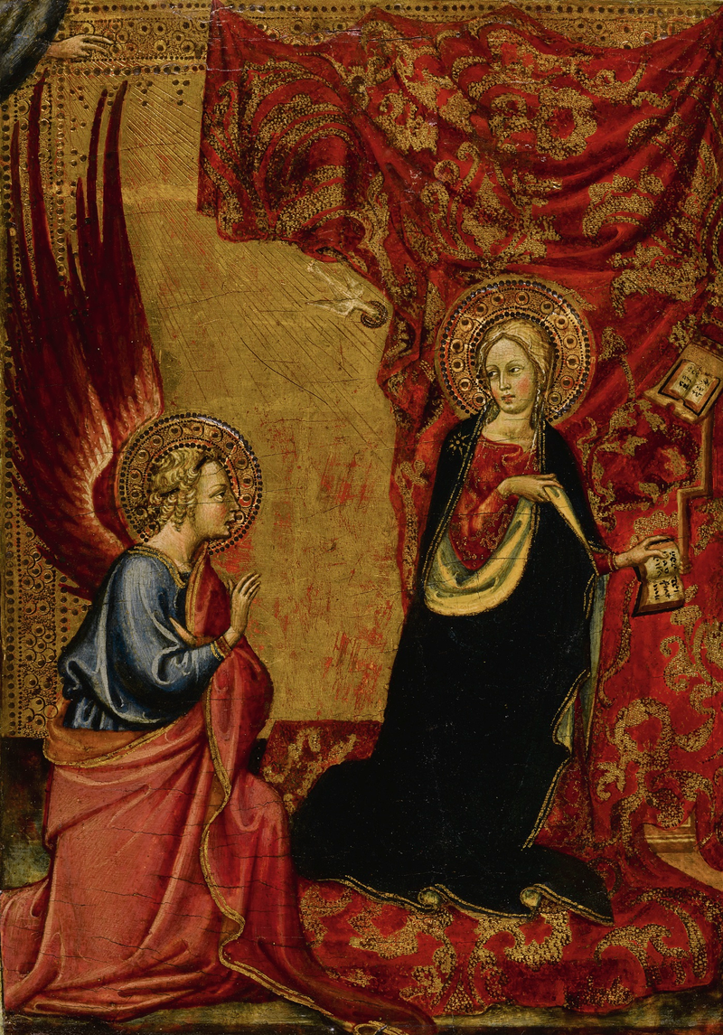 The Annunciation (c. 1430-34) - Álvaro Pires de Évora.png