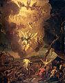 The Annunciation to the Shepherds 1663 Abraham Hondius.jpg