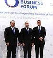 The Bulgarian Head of State is on a visit to Romania to take part in the Three Seas initiative summit 2018 05.jpg
