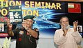 The Chief of Army Staff, General V.K. Singh releasing a book on Innovation Devices during the Army Innovation Seminar cum Exposition, in New Delhi on June 29, 2010.jpg