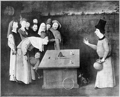 The Conjurer by Jheronimus Bosch (1912).jpg