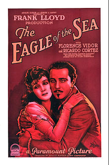 Description de l'image The Eagle of the Sea poster.jpg.