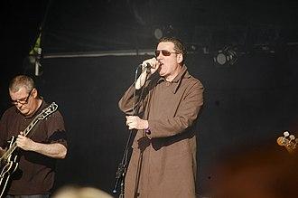 The Farm (British band) - The Farm at GuilFest 2011