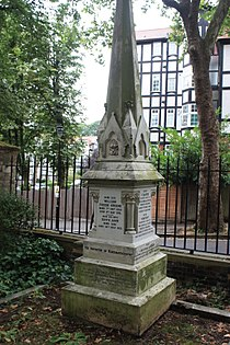 The Friese-Greene grave in Highgate Cemetery.jpg