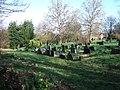 The Graveyard, Kirkthorpe - geograph.org.uk - 365593.jpg