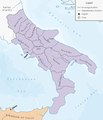 The Kingdom of naples with administrative divisions as they were in 1454.pdf