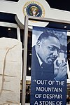 The Martin Luther King Jr. float at the 57th Presidential Inauguration 130121-Z-QU230-312.jpg
