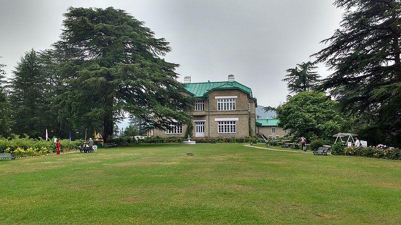 File:The Palace at Chail near Shimla.jpg