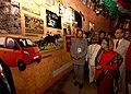 The President, Smt. Pratibha Devisingh Patil visiting the India Pavilion, at Shanghai Expo, in Shanghai on May 30, 2010.jpg