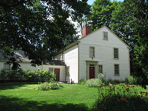 Townsend Harbor, Massachusetts - The Reed Homestead