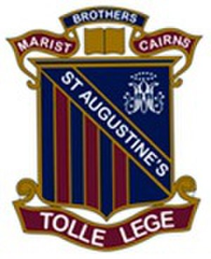 St Augustine's College (Queensland) - Image: The St Augustines logo