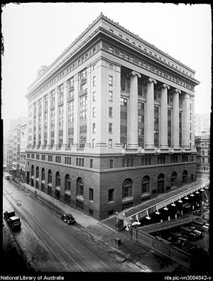 State Savings Bank Building - Image: The State Savings Bank building 1