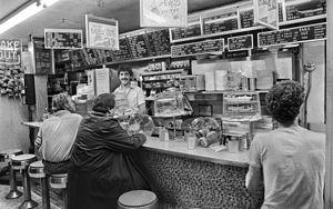 Tasty Sandwich Shop - The Tasty, 1985