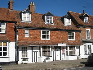 The West House - Image: The West House, Biddenden
