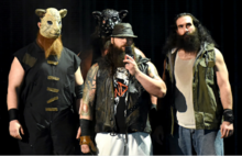The Wyatt Family en 2016