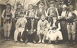 Albanian nationalism - Wikipedia