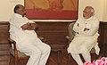 The former Union Minister, Shri Sharad Pawar calls on the Prime Minister, Shri Narendra Modi, in New Delhi on June 30, 2014.jpg