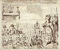 The heroic Charlotte la Cordé, upon her trial, at the bar of the revolutionary tribunal of Paris, July 17, 1793.jpg