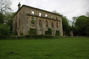 "Piercefield House - ""the key component of (a) nationally important historic landscape"""