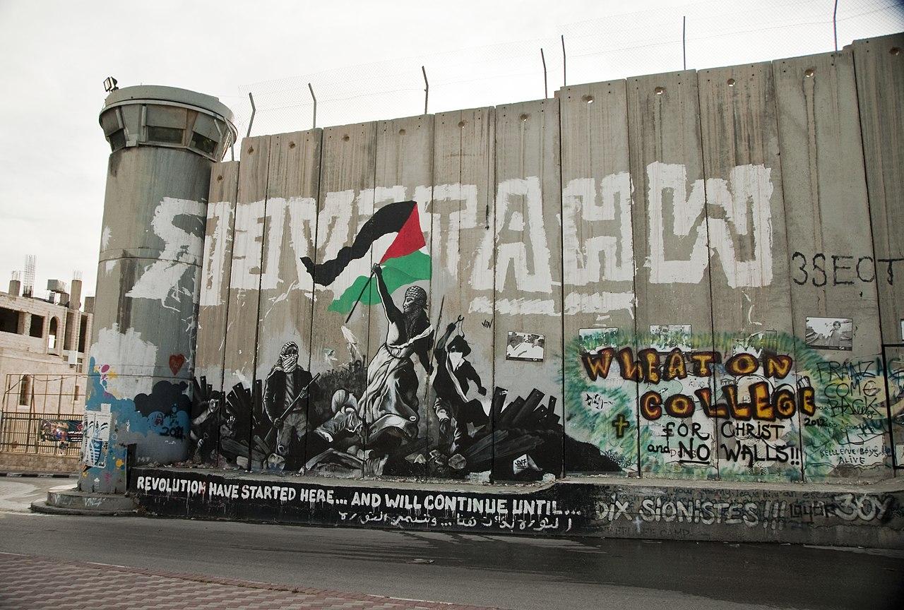 friheten på barrikaderna ii