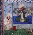 The writer and the illustrator of the Selīmnāme.jpg