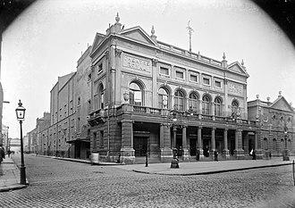 Theatre Royal, Dublin - Theatre Royal, Hawkins Street
