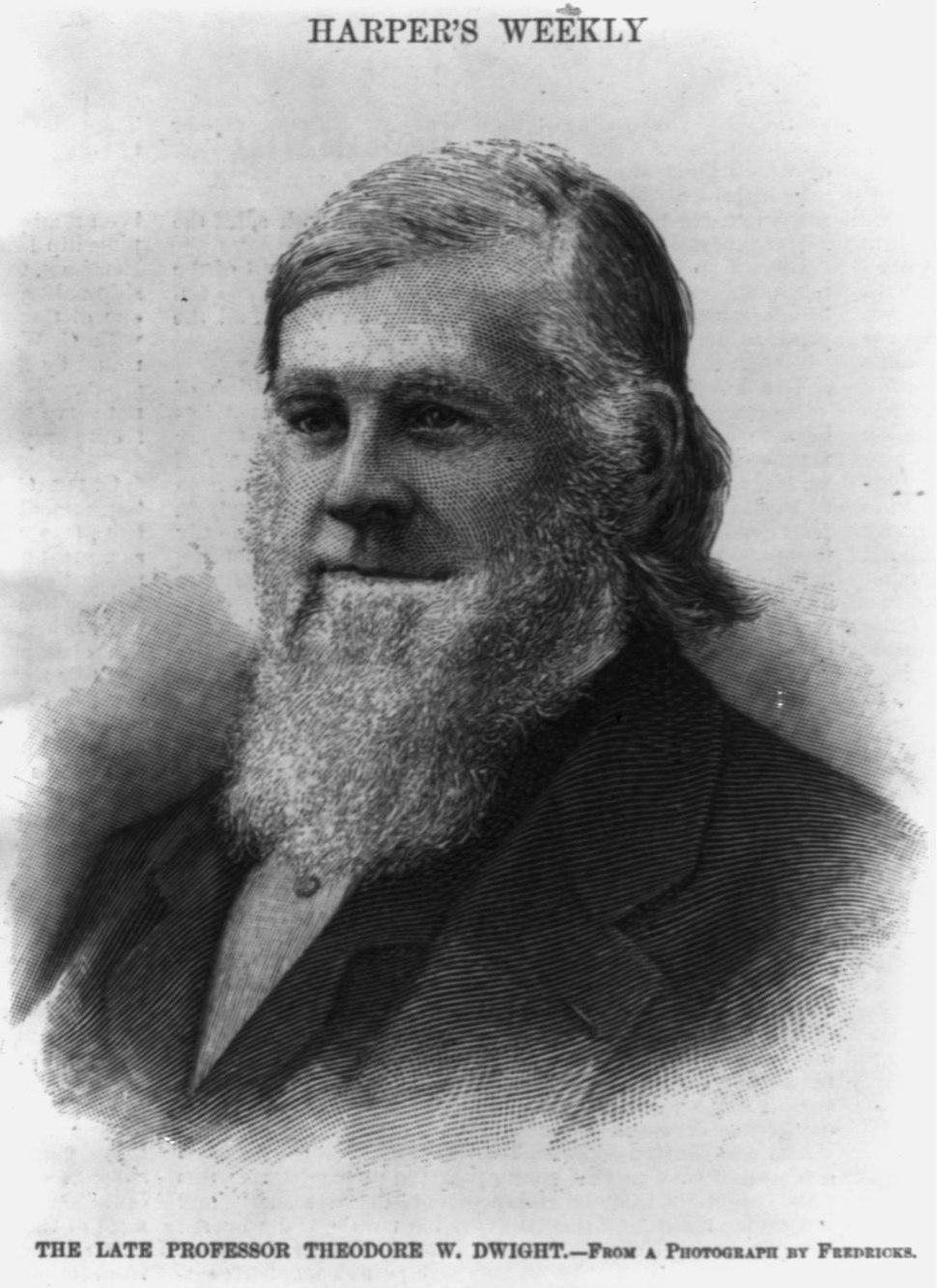 Theodore W. Dwight cph.3b29639