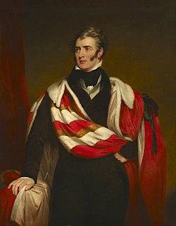 Thomas de Grey, 2nd Earl de Grey British Tory politician
