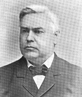 Thomas B. Ward American politician