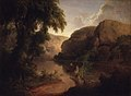 Thomas Doughty - River between Rocks - KMS3128 - Statens Museum for Kunst.jpg