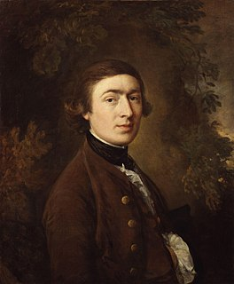 Thomas Gainsborough 18th-century English portrait and landscape painter