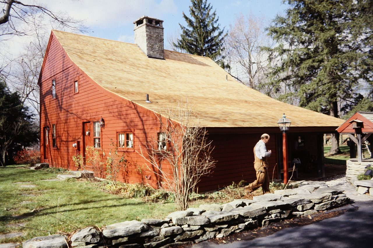 File:Thomas Hawley House Monroe, Connecticut rear view.jpg