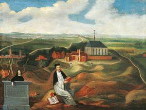 Thomas à Kempis on Mount Saint Agnes - (1569)